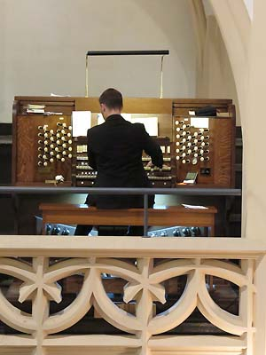 Hill-Orgel, Berlin